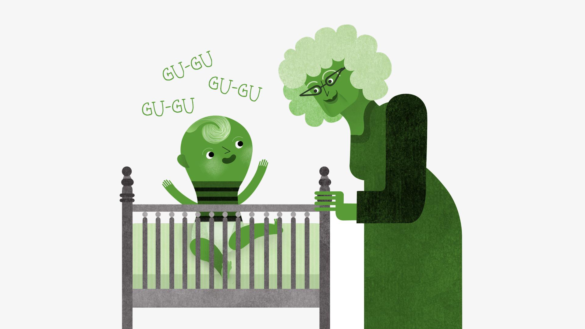 Aprender Linguagem – Como se comunicar com a criança que ainda não sabe falar?