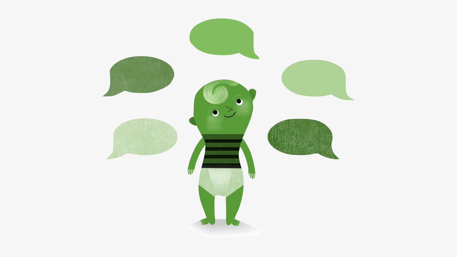 Aprender Linguagem: a importância dos gestos