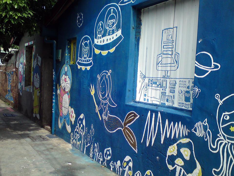 Arte de rua feita por criança: conheça Lola, a ilustradora!