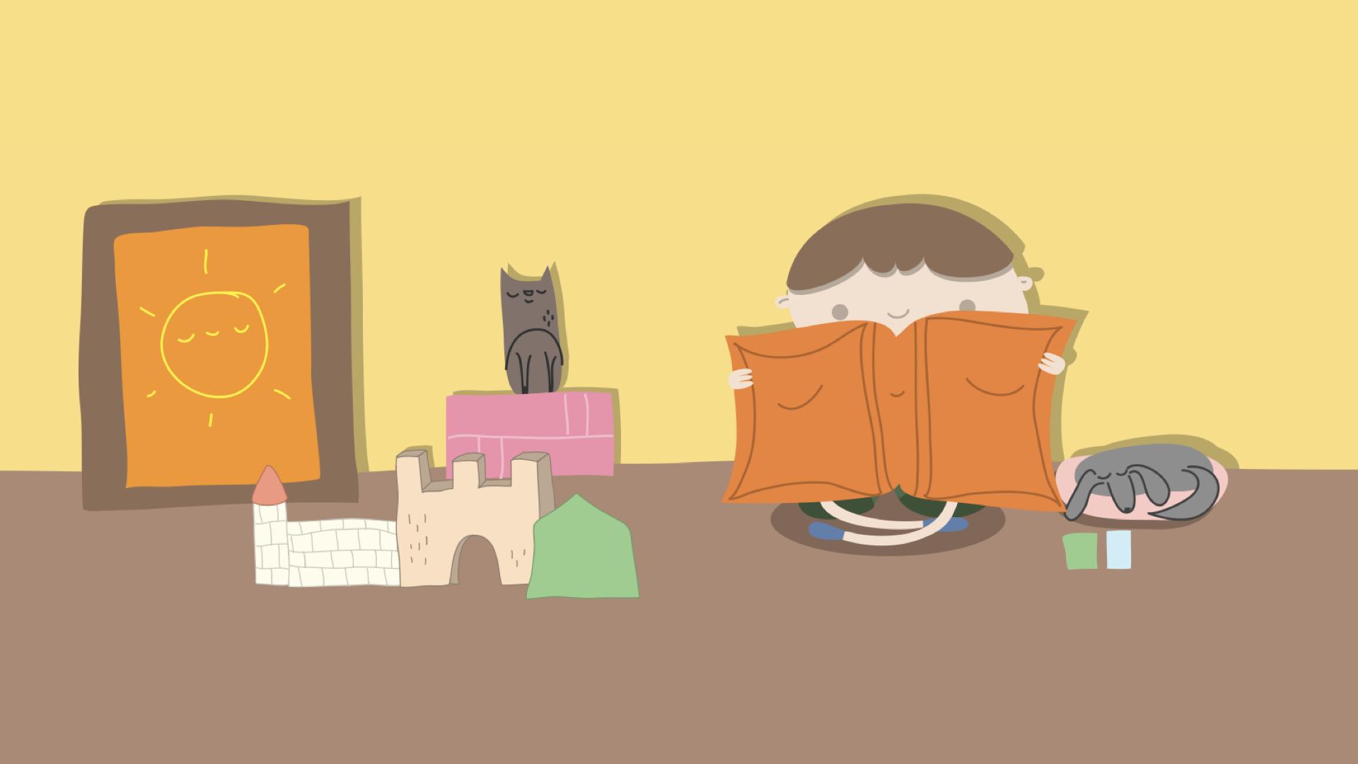 Livros que fazem as crianças crescerem #47: mais livros sobre livros