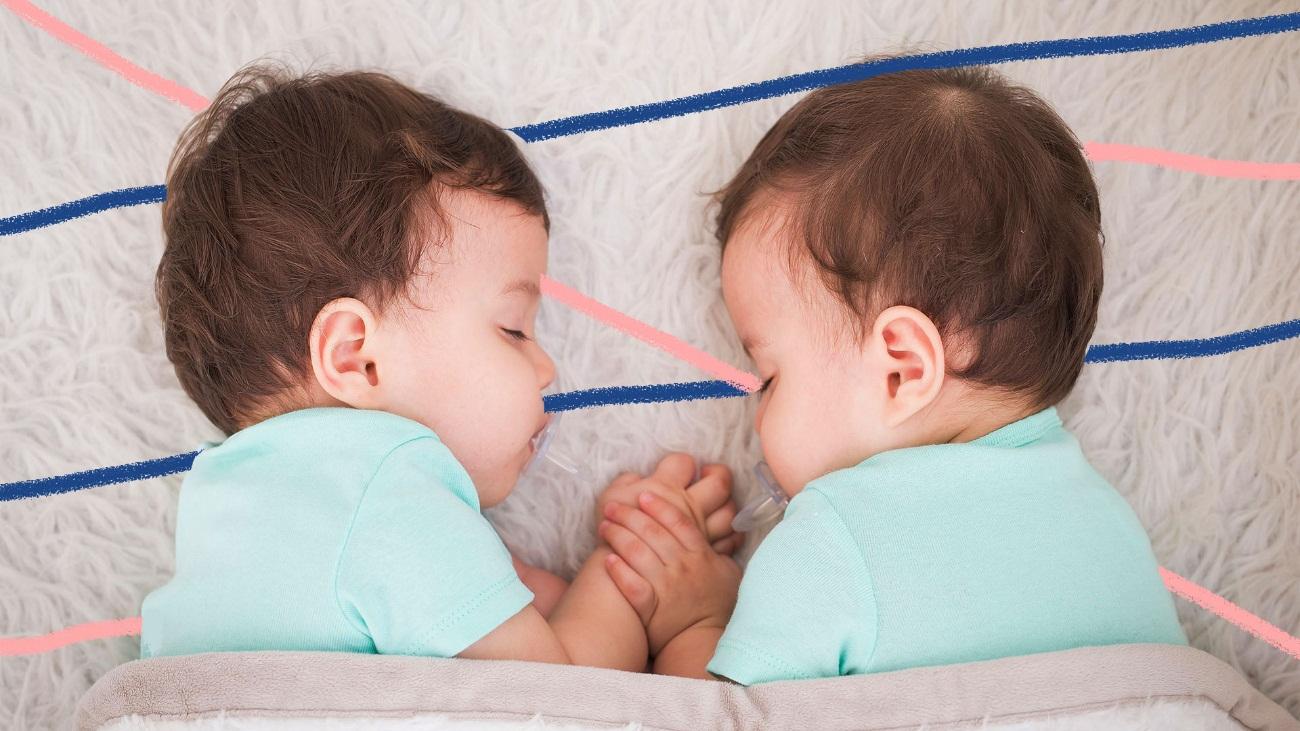 As canções de acalanto e os bebês
