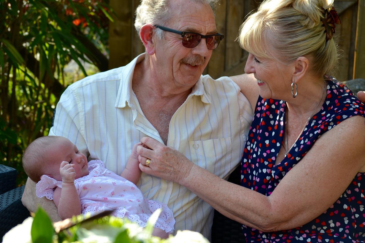 Qual o papel dos avôs e avós na vida das crianças hoje?
