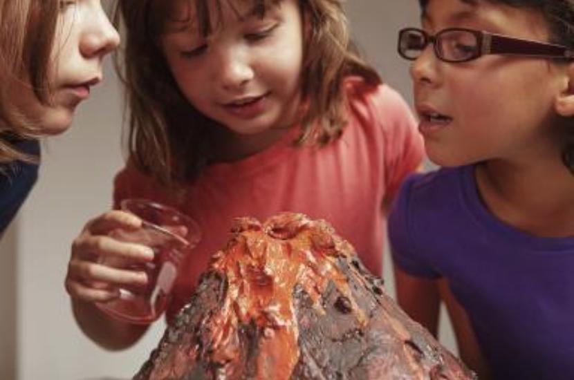 5 atividades científicas para  fazer com as crianças