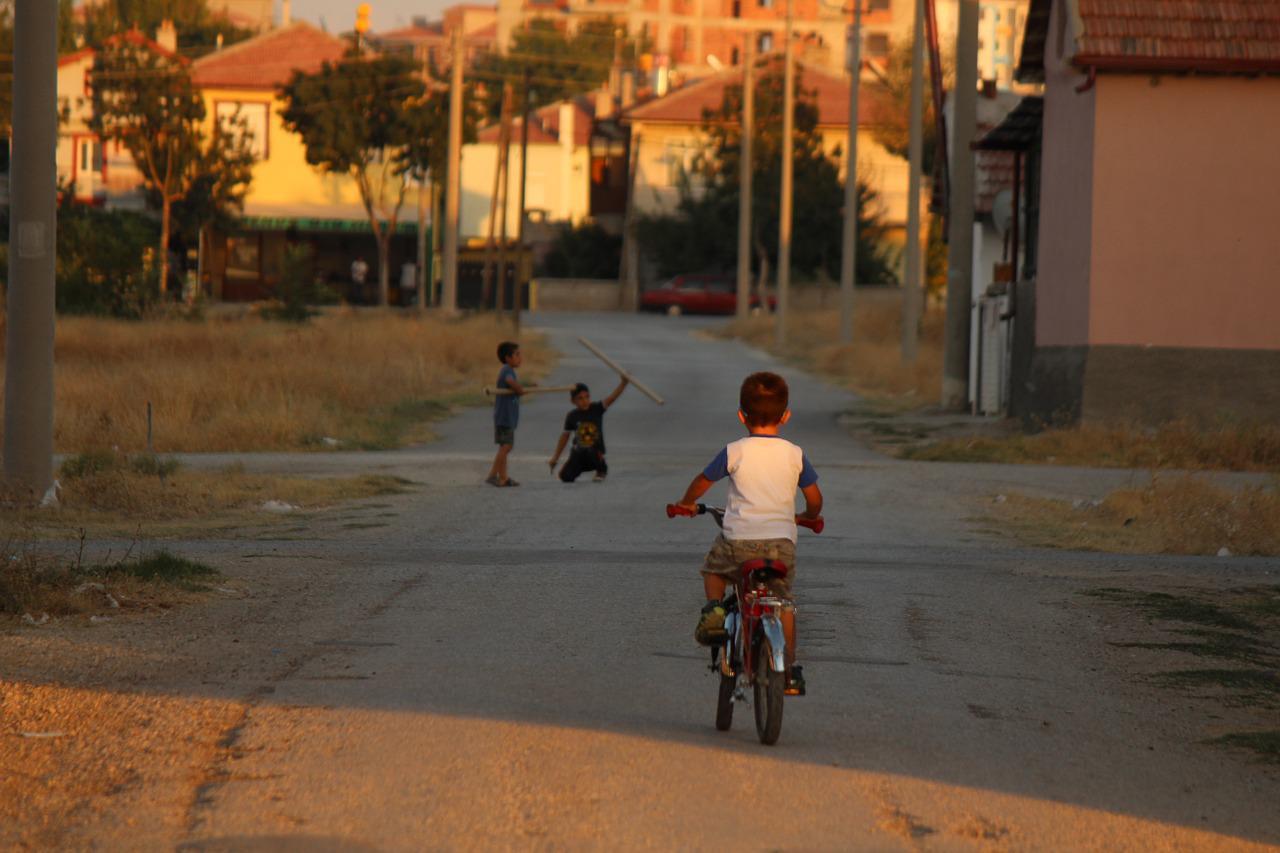 Cidade: um direito das crianças