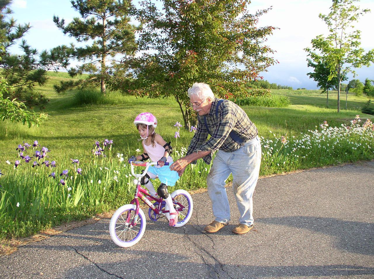 O que as crianças pensam sobre… avôs e avós?