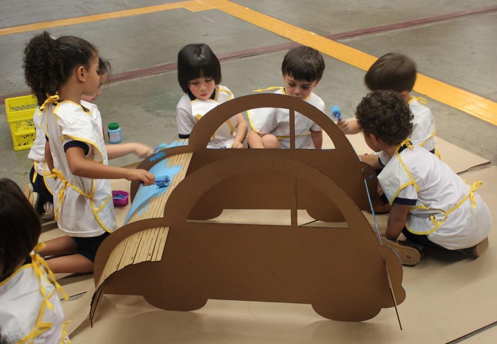 Crianças e Fab Labs: ampliando as aprendizagens
