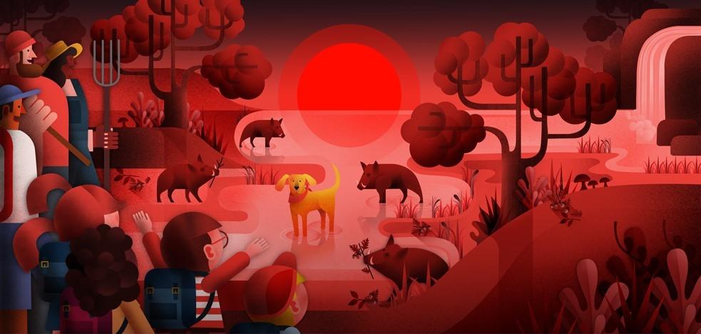 Espaço de Leitura #6 – Onde está o meu cachorro?