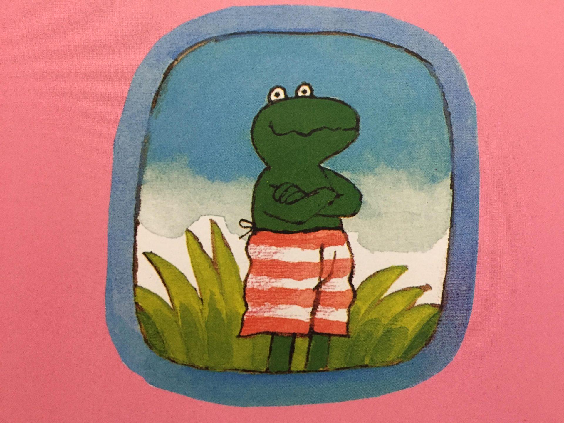 Livros que fazem as crianças crescerem #46: sobre um sapo e um elefante