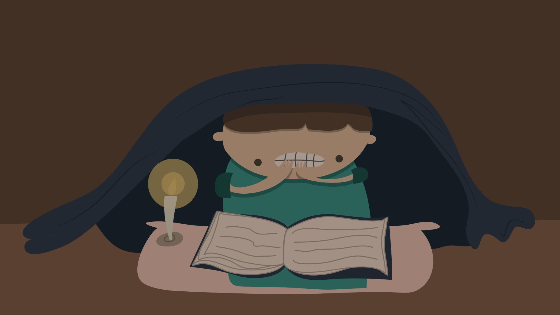 Livros que fazem as crianças crescerem #50: sob o feitiço das bruxas #2