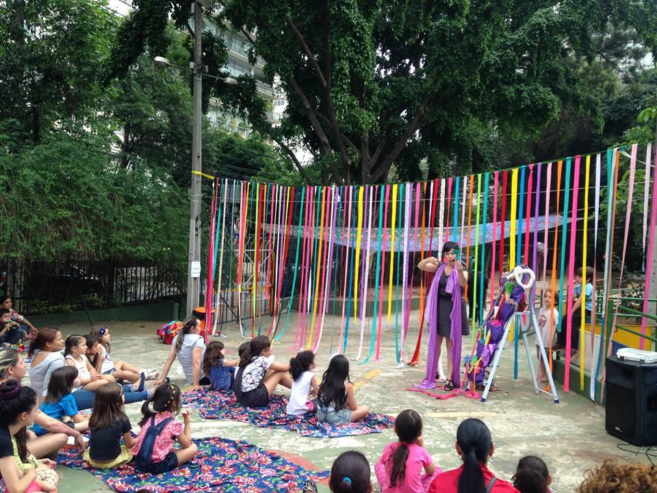 A importância da contação de histórias e da tradição oral para as crianças