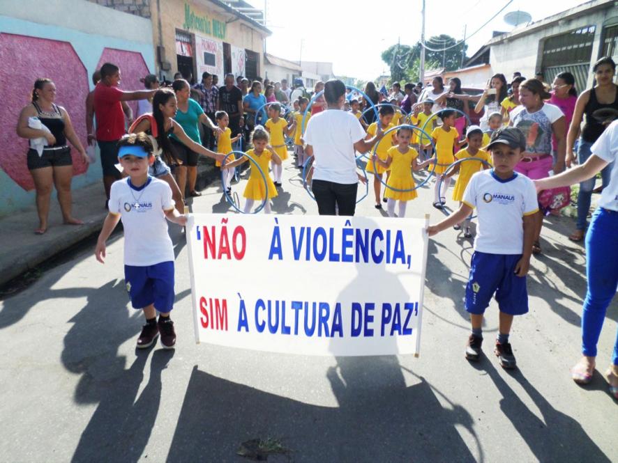 O papel da educação no combate à violência