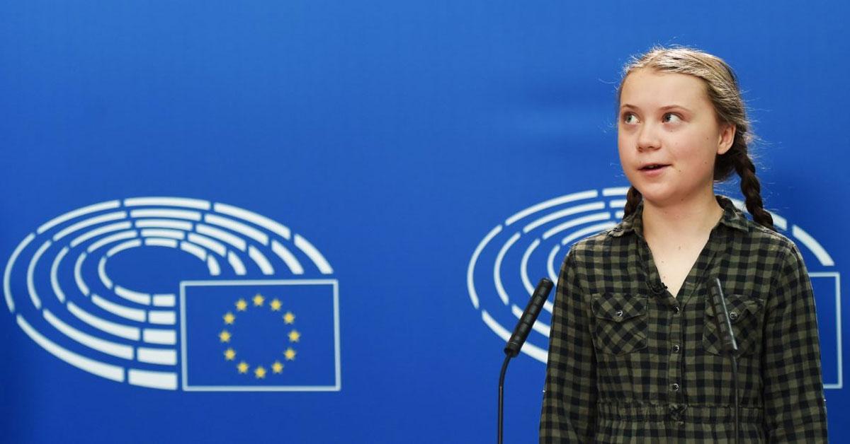 Por que devemos conhecer Greta Thunberg?