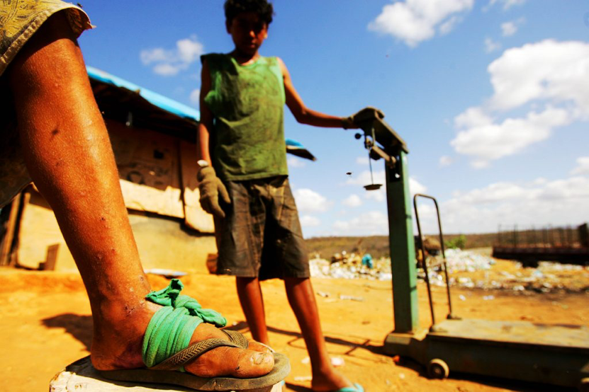 O impacto do trabalho infantil na infância