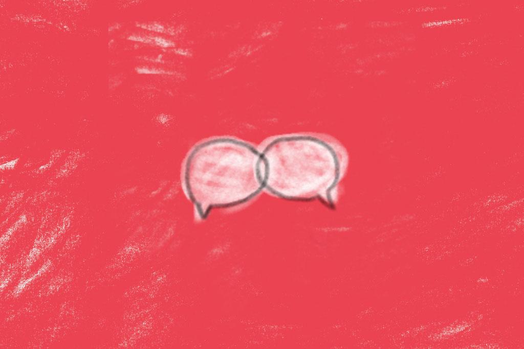 Falar e ser ouvido(a)